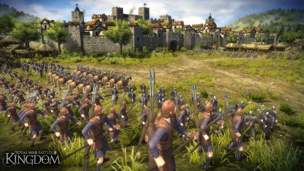 Strategie Total War Battles: Kingdom vyjde příští týden