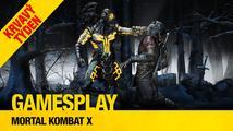 GamesPlay: hrajeme krvavou bojovku Mortal Kombat X
