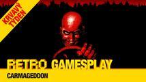 Retro GamesPlay: hrajeme brutální akční závody Carmageddon