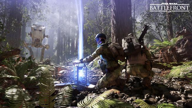 Star Wars: Battlefront (DICE)