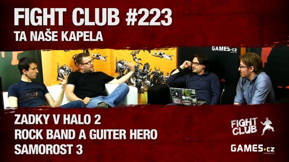 Fight Club #223 HD: Ta naše kapela
