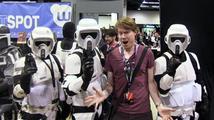 Nová Games TV zavítala na Star Wars Celebration v kalifornském Anaheimu