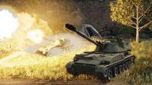 Tanková akce Armored Warfare zve zájemce do otevřené bety