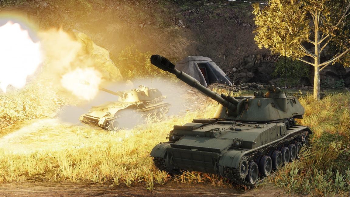 Tanková akce Armored Warfare spouští první kolo early accessu