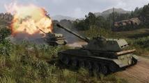 Tankovou akci Armored Warfare si může po dva dny zahrát úplně každý