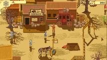 Spaghetti western Westerado připomíná pixel artovou verzi Red Dead Redemption