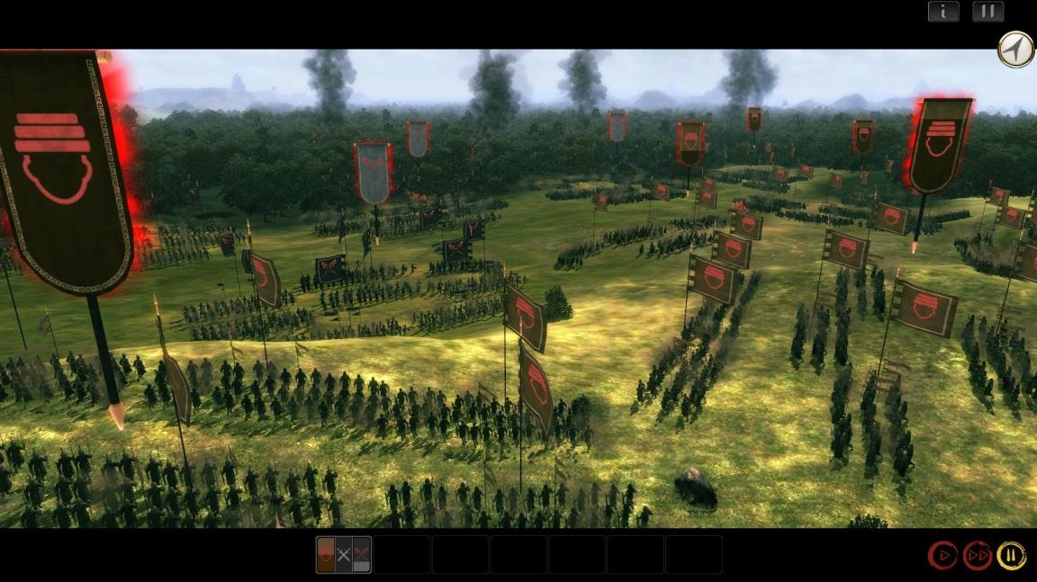 Drak se probudil. V obří strategii Oriental Empires vás čeká 3 000 let čínské historie