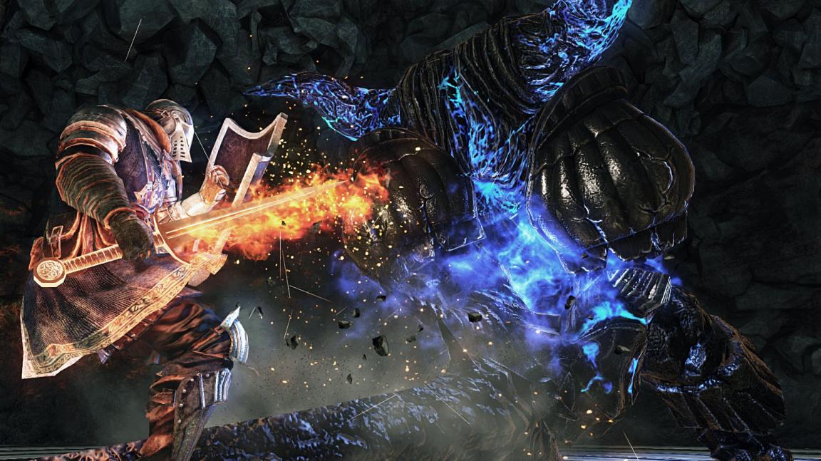 Dark Souls II: Scholar of the First Sin - recenze