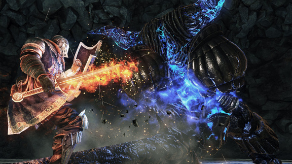 Dark Souls II: Scholar of the First Sin - recenze
