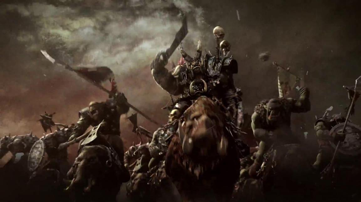Oznámení Total War: Warhammer - tvůrci slibují strategickou hostinu o třech chodech