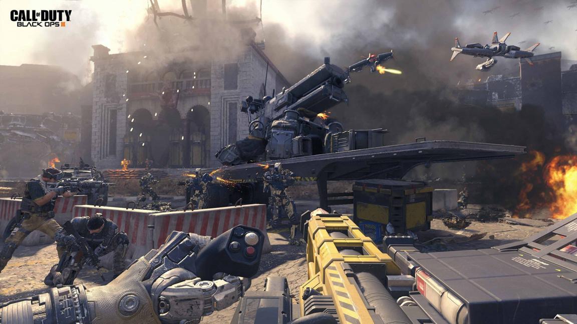 Activision vydala na Steamu samostatně multiplayer CoD: Black Ops III