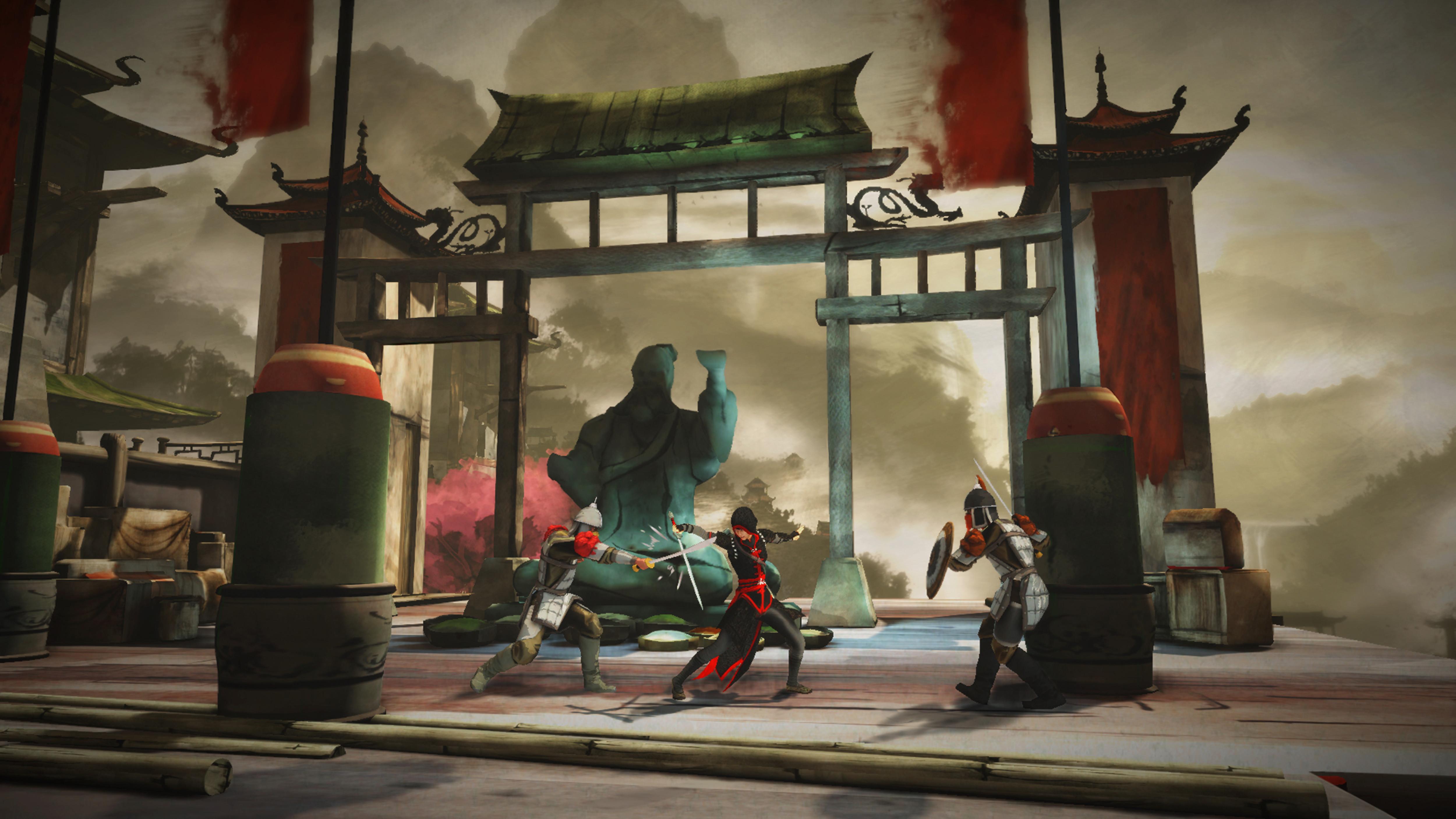 Ubisoft chce rozšířit vesmír Assassin's Creed. Zaměří se na asijské publikum