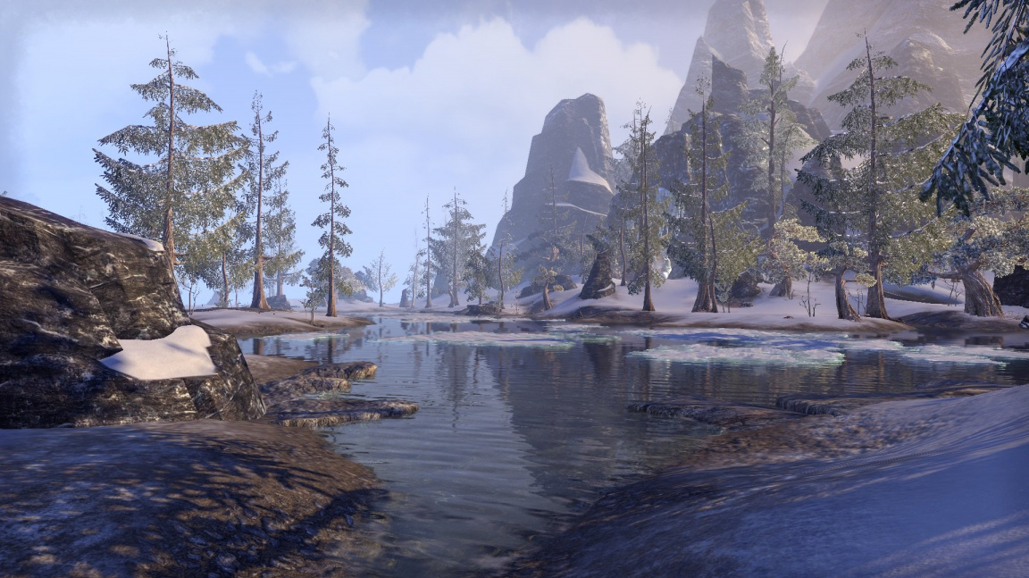 Elder Scrolls Online v listopadu rozšíří doposud největší DLC