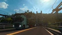 Euro Truck Simulator 2 míří s novým datadiskem do chladné Skandinávie