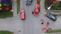 Šikovní Češi natočili GTA 2 v ulicích Valašského Meziříčí