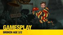 GamesPlay: hrajeme druhou část adventury Broken Age
