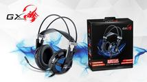 Jakoby jim z oka vypadly… sluchátka GX Gaming Junceus