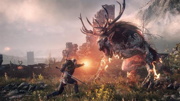 Další video ze třetího Zaklínače naznačuje, že je Geralt (asi) borec
