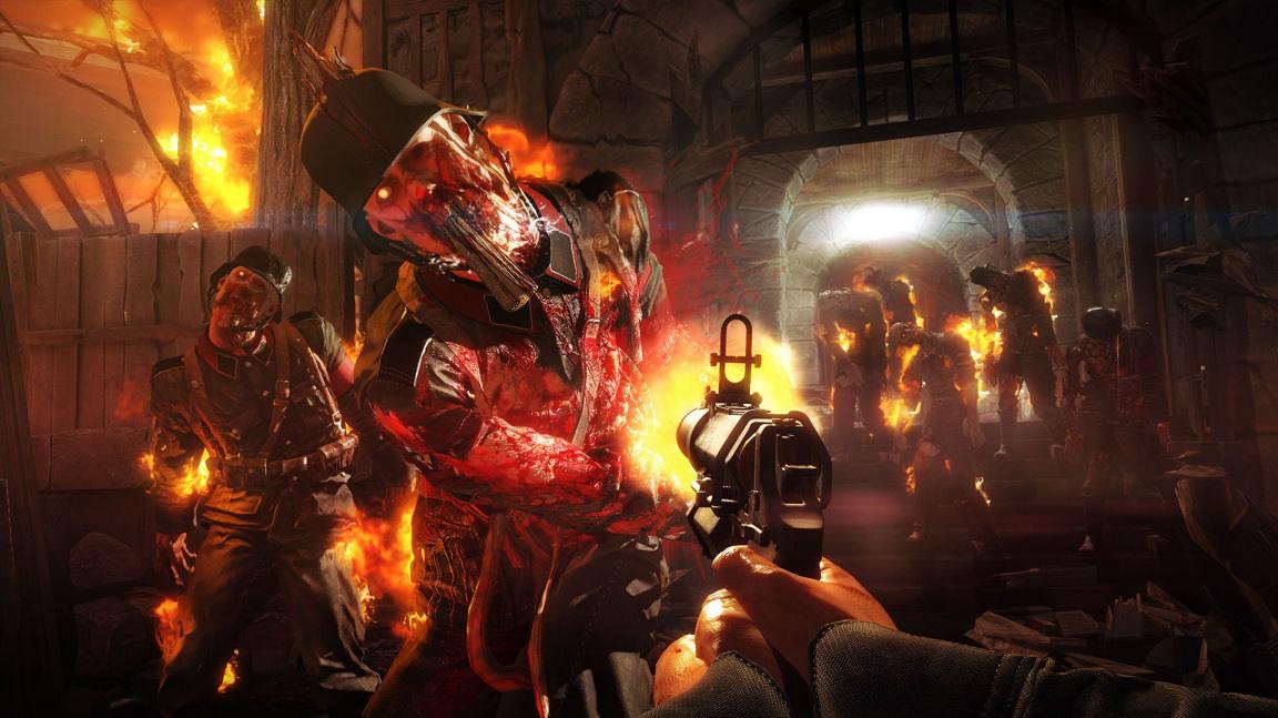 Wolfenstein: The Old Blood - recenze