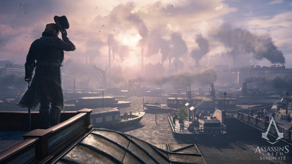 Sledujte každodenní život v londýnských čtvrtích z Assassin's Creed Syndicate