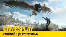 GamesPlay: hrajeme PS4 verzi Zaklínač 3