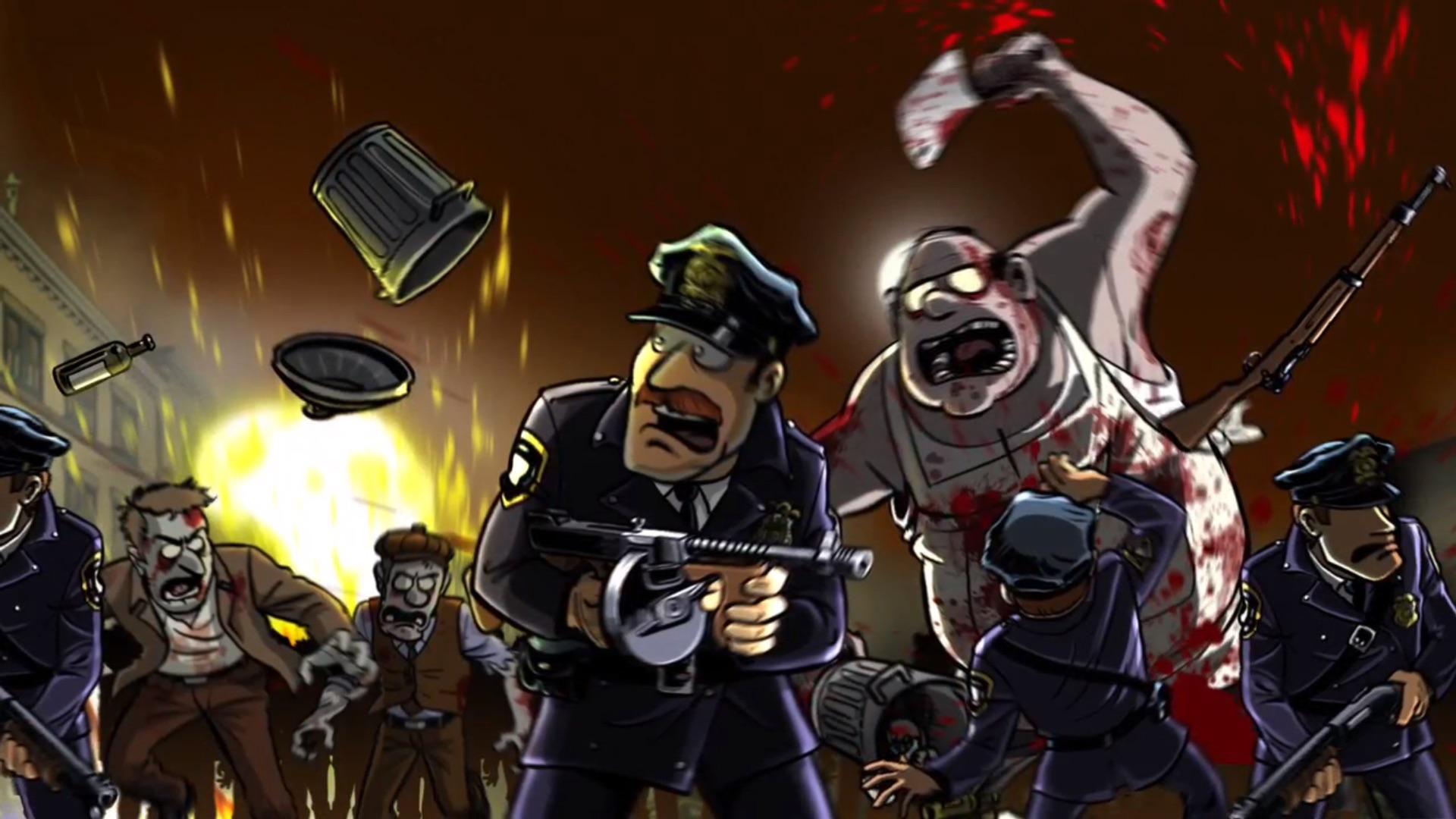 Guns, Gore & Cannoli