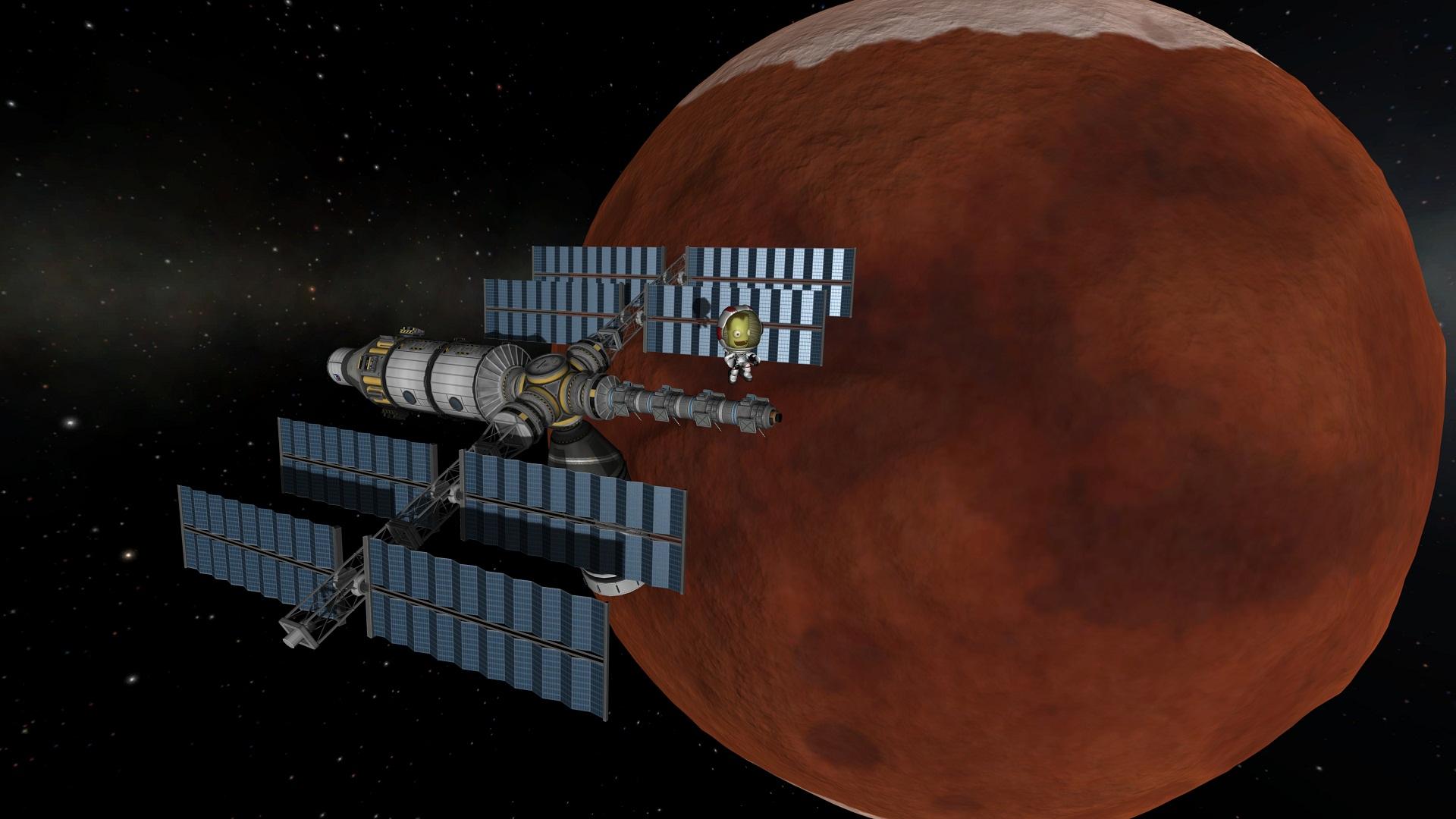 Kerbal Space Program končí svůj životní cyklus posledním updatem