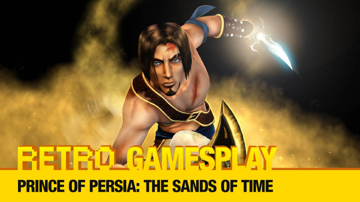 Retro GamesPlay: Prince of Persia: The Sands of Time