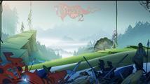 Hlavní hvězdou videa z Banner Saga 2 nejsou Vikingové, ale velkolepá příroda