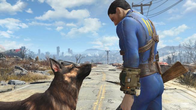 Fallout 4 - artwork