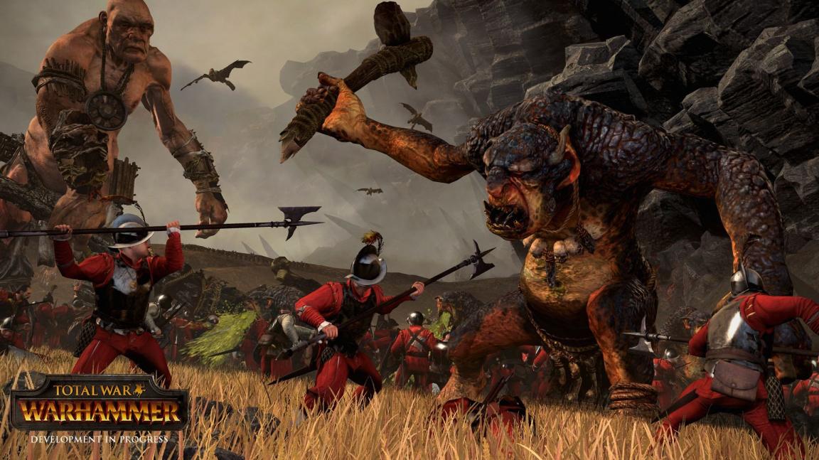Video z Total War: Warhammer představuje kampaň hlavního bosse orků