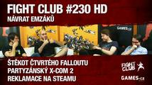 Fight Club #230 HD: Návrat emzáků