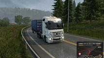 Euro Truck Simulator 2: Skandinávie - recenze