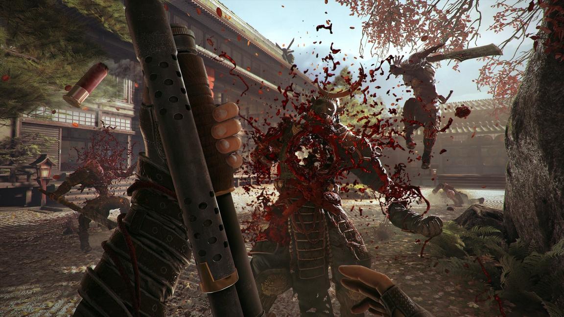 Katany, brokovnice, hopsání a démoni - Shadow Warrior 2 nabídne všechny druhy akce