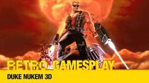 Retro GamesPlay: hrajeme Duke Nukem 3D s mody