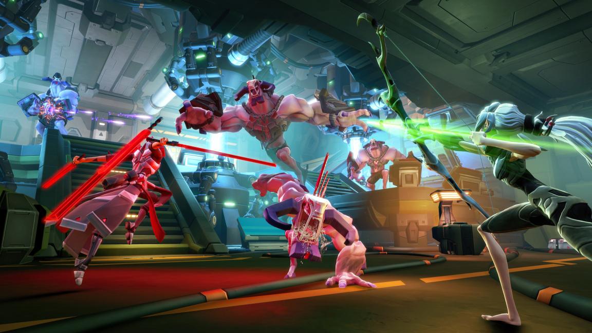 Online akce Battleborn od Gearboxu vyjde namísto února až v květnu