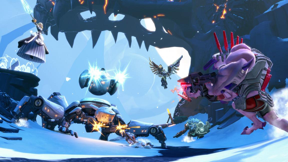 Kvality Battleborn od Gearboxu můžete od zítřka testovat v otevřené betě