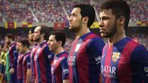 Názorná ukázka novinek z FIFA 16 v obraně, v záloze a útoku