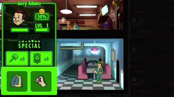 Mobilní Fallout Shelter překonává očekávání a patří mezi nejvýdělečnější hry