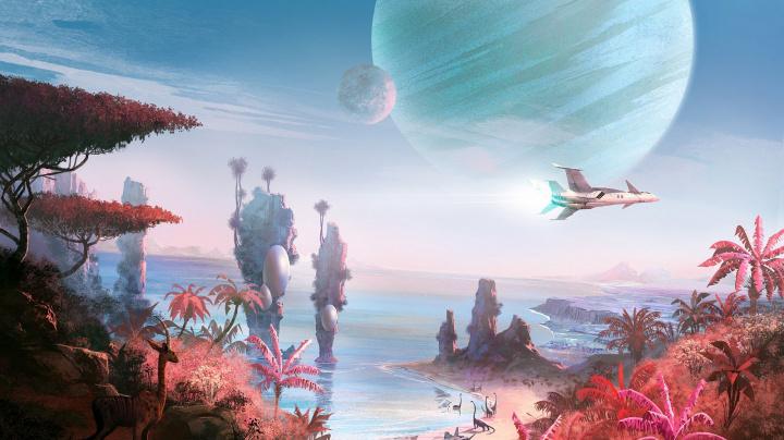 No Man's Sky generuje vesmír na základě nelicencované rovnice vědce, který se kvůli tomu ozval