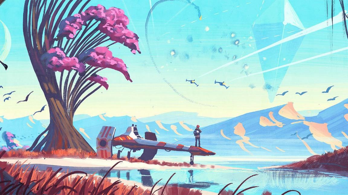 Vesmírný sandbox No Man's Sky vyjde příští rok v červnu