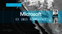 Sledujte záznam konference Microsoftu na E3 2015