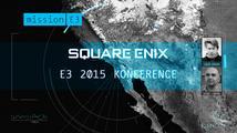 Sledujte přímý přenos konference Square Enix na E3 2015