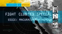 Sledujte E3 2015 Fight Club Speciál #1 s Lukášem Macurou