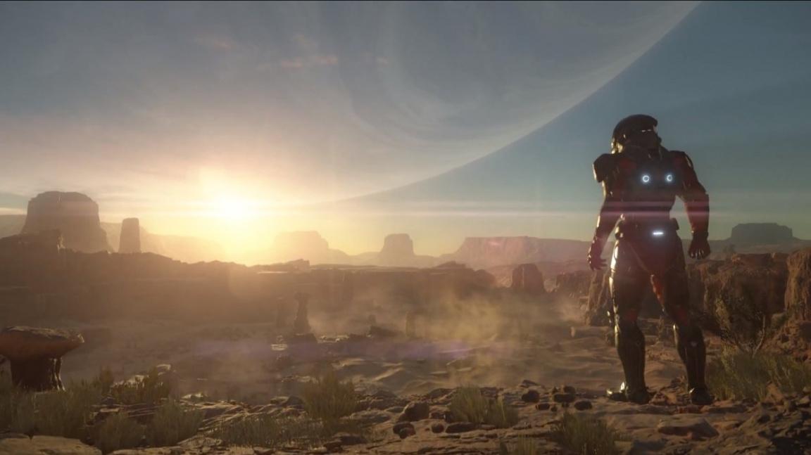 V Mass Effect: Andromeda budou v roli nevítaných vetřelců figurovat lidé