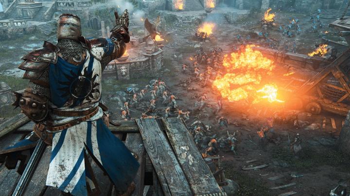 Středověké For Honor se chlubí realistickými souboji na blízko