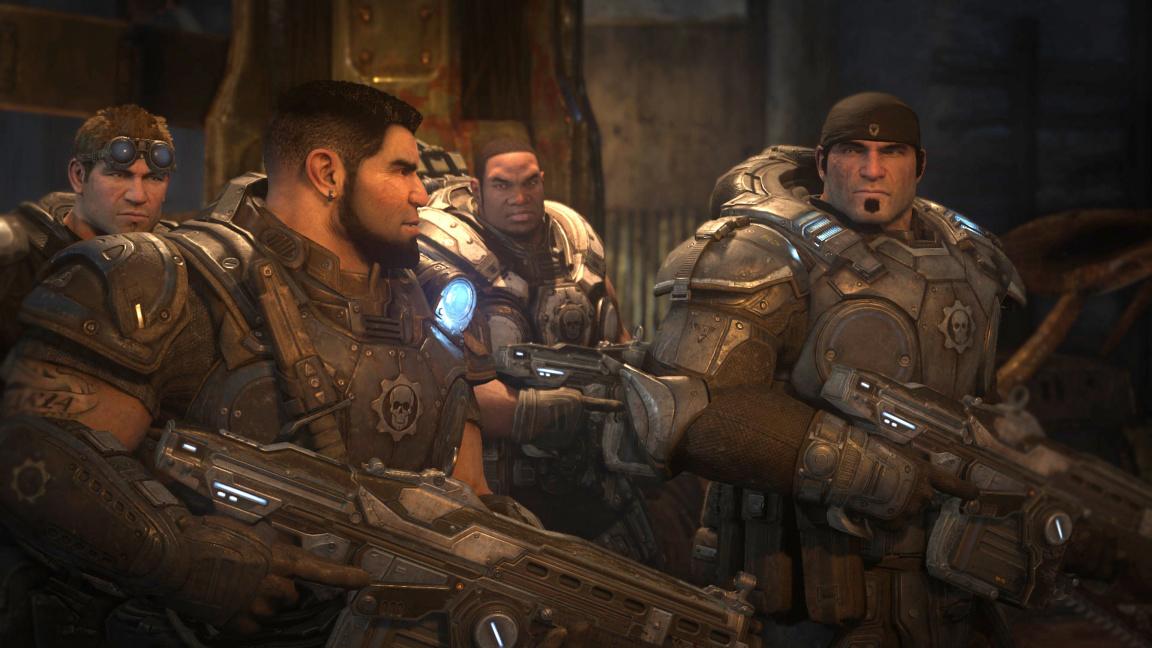 Coalition předvádí jak přetváří filmečky z Gears of War do Ultimate Edition