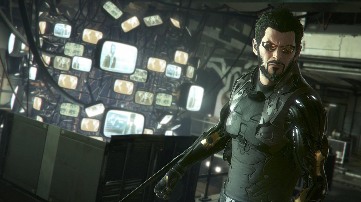 Deus Ex: Mankind Divided vyjde počátkem příštího roku