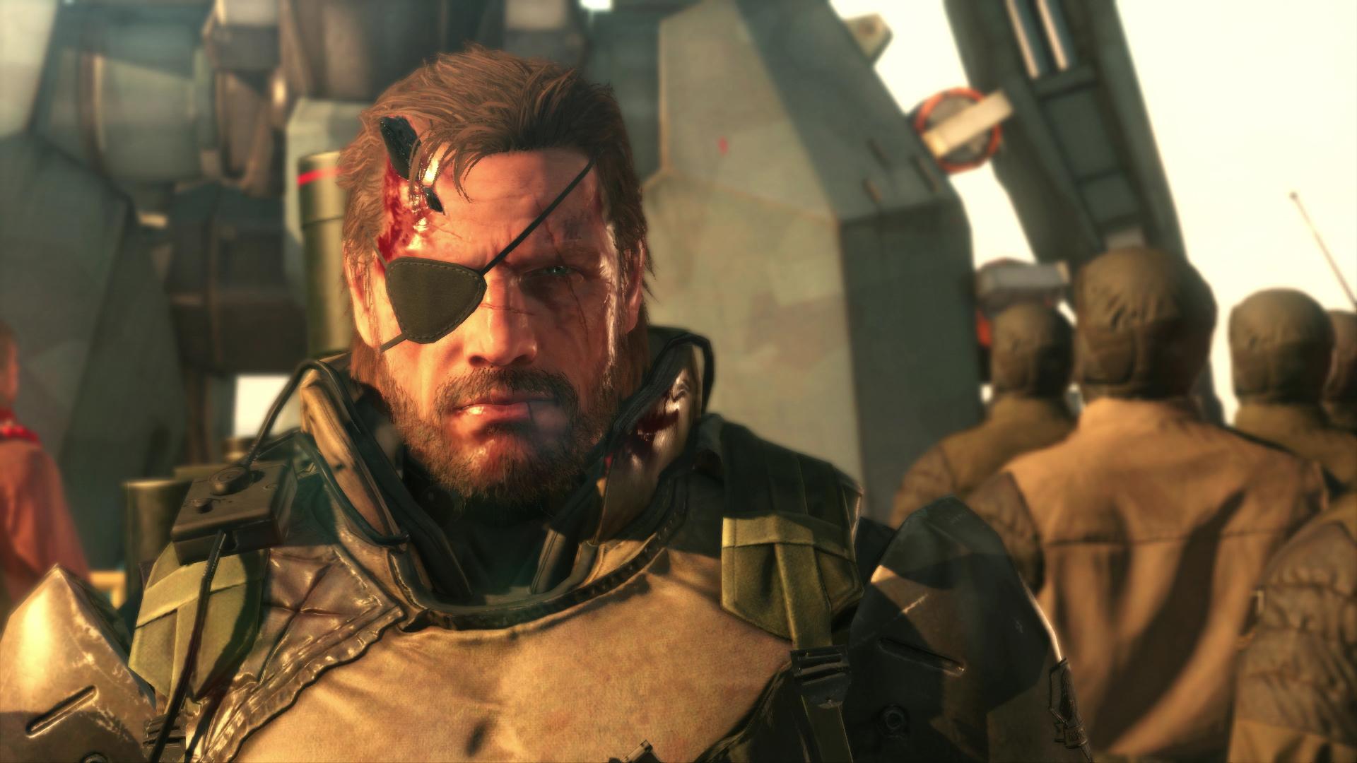 Hráči na PS3 dosáhli jaderného odzbrojení v Metal Gear Solid V