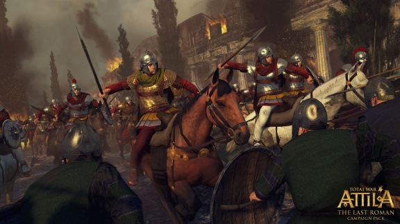 Total War: Attila - The Last Roman